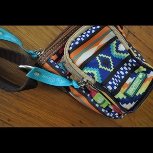 Lily Bloom Funky Crossbody